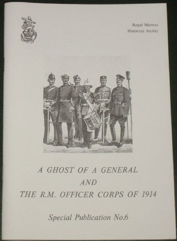 A Ghost of a General and the R.M. Officer Corps of 1914, by D.F. Bittner